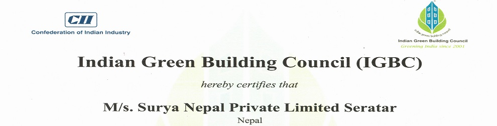 brief surya nepal private limited Our background surya nepal private limited (snpl) is an indo-nepal-uk joint  venture, which started operations in nepal in 1986 surya nepal private limited.